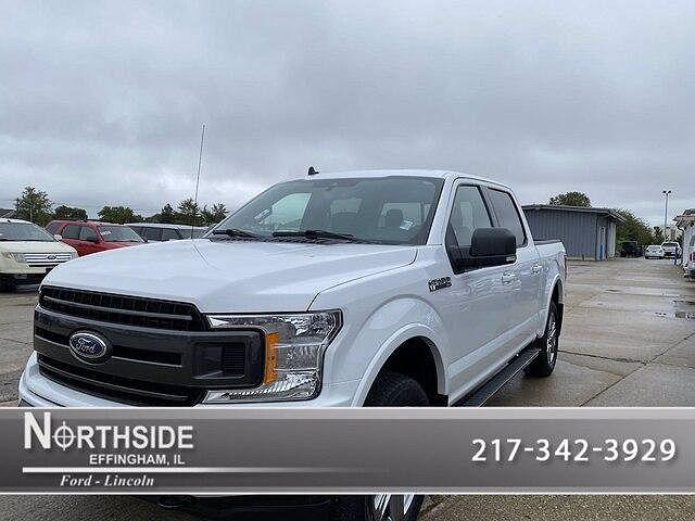 2019 Ford F-150 XLT for sale in Effingham, IL