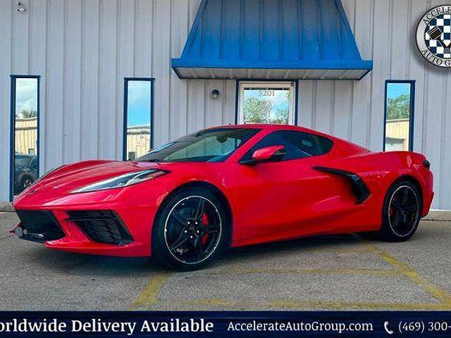2021 Chevrolet Corvette 1LT for sale in Rowlett, TX