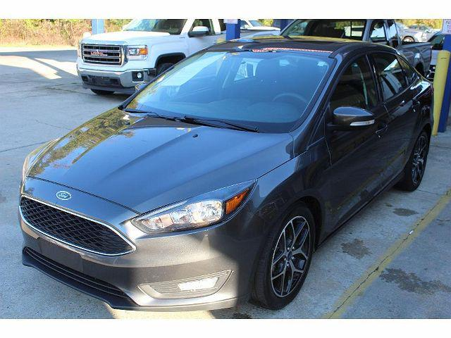 2018 Ford Focus SEL for sale in Fuquay Varina, NC
