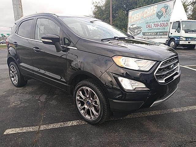2018 Ford EcoSport Titanium for sale in Louisville, KY