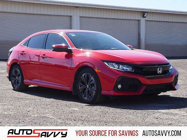 2017 Honda Civic Hatchback EX-L Navi for sale in Las Vegas, NV