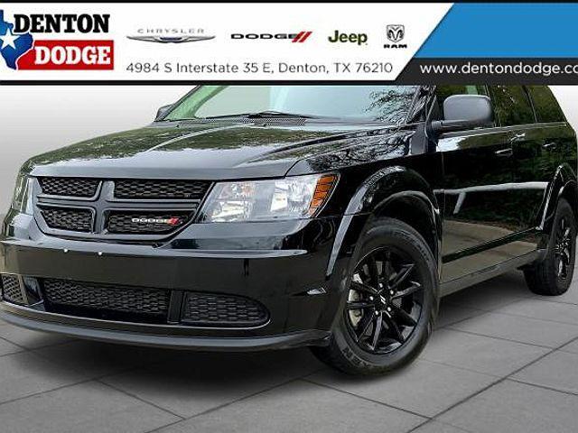 2020 Dodge Journey SE Value for sale in Denton, TX