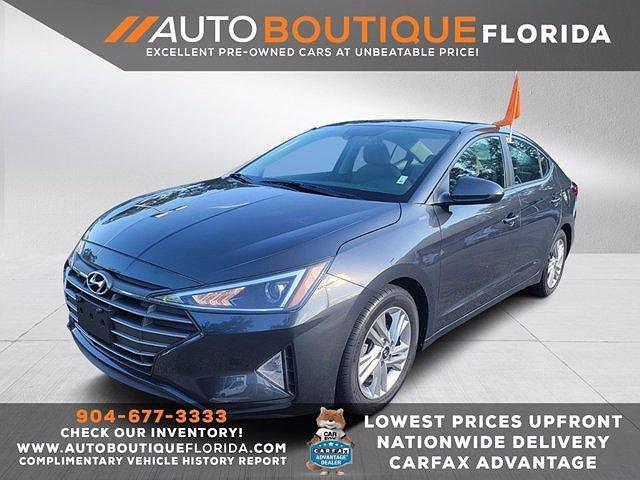 2020 Hyundai Elantra SEL for sale in Jacksonville, FL