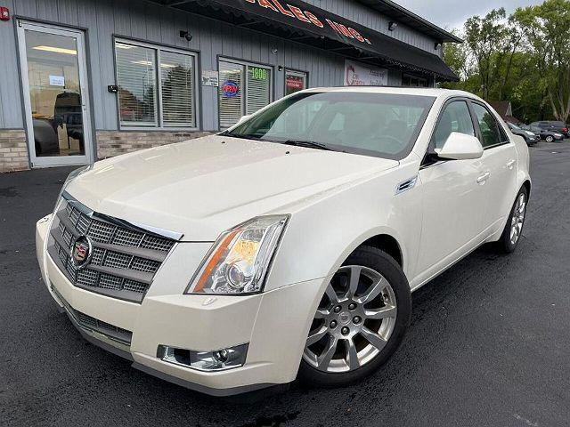 2008 Cadillac CTS AWD w/1SA for sale in Zion, IL