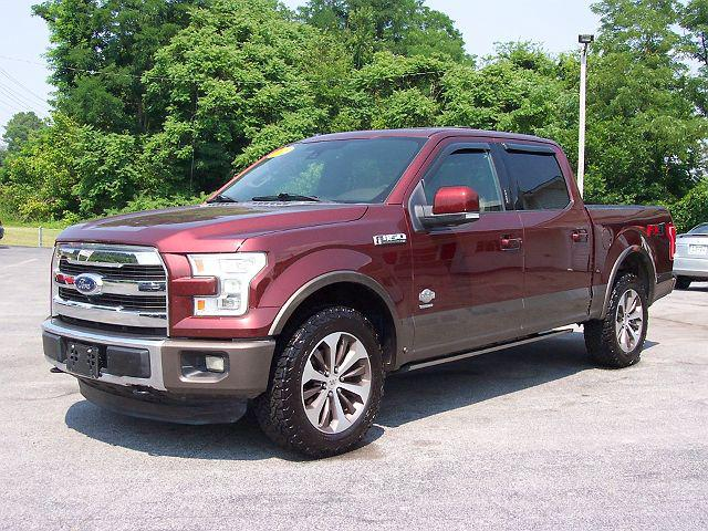 2015 Ford F-150 King Ranch for sale in Morristown, TN