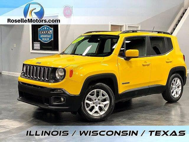 2015 Jeep Renegade Latitude for sale in Roselle, IL