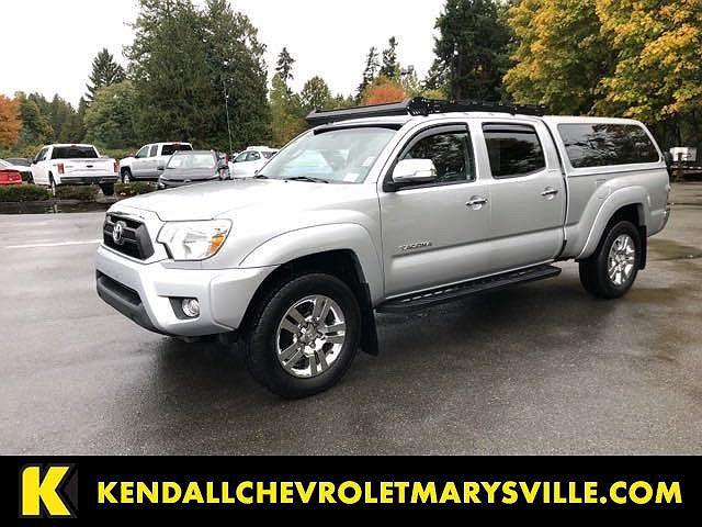 2013 Toyota Tacoma 4WD Double Cab LB V6 AT (Natl) for sale in Marysville, WA