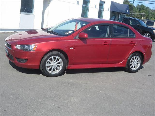 2010 Mitsubishi Lancer ES for sale in Concord, NH