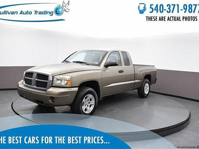 2007 Dodge Dakota SLT for sale in Fredericksburg, VA