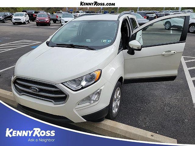 2019 Ford EcoSport SE for sale in Irwin, PA