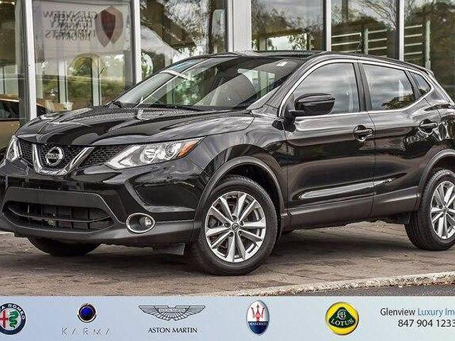 2017 Nissan Rogue Sport SL for sale in Glenview, IL