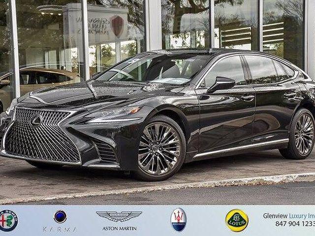 2019 Lexus LS LS 500 for sale in Glenview, IL