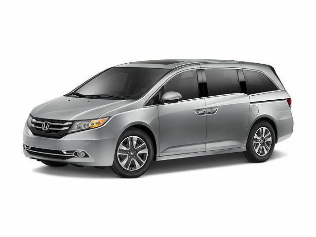 2015 Honda Odyssey Touring for sale in Findlay, OH
