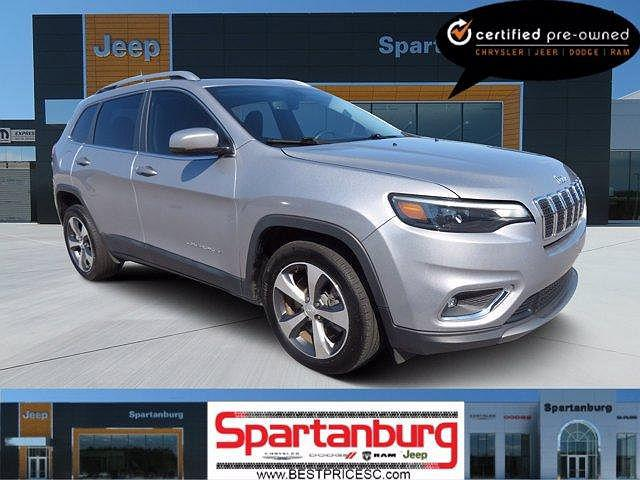 2019 Jeep Cherokee Limited for sale in Spartanburg, SC