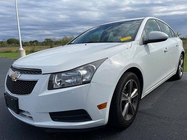 2014 Chevrolet Cruze 2LT for sale in Dixon, IL
