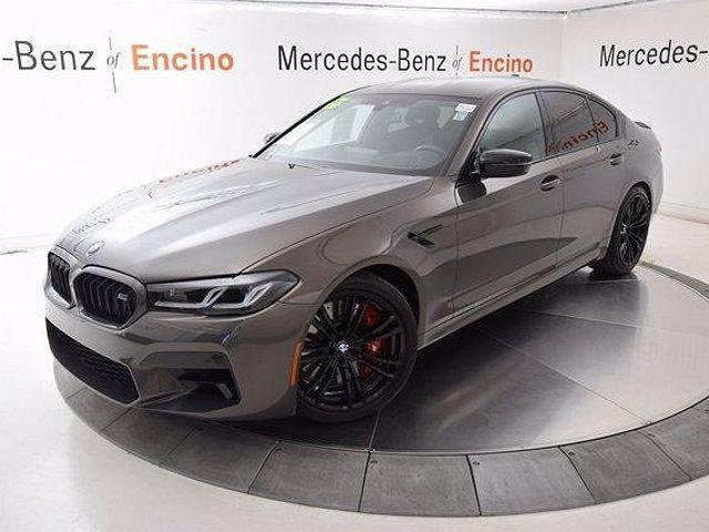 2021 BMW M5 Sedan for sale in Los Angeles, CA