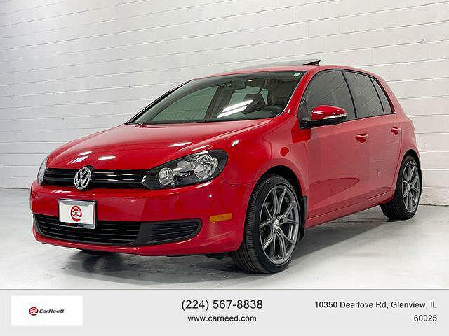 2012 Volkswagen Golf w/Conv & Sunroof for sale in Glenview, IL