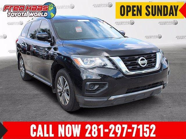 2018 Nissan Pathfinder S for sale in Spring, TX