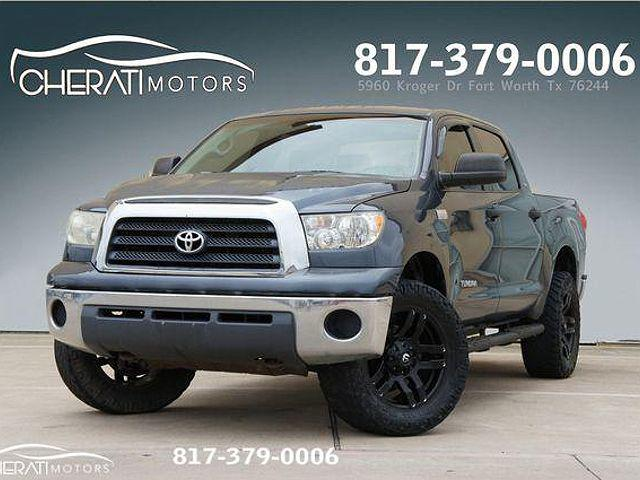 2007 Toyota Tundra SR5 for sale in Fort Worth, TX