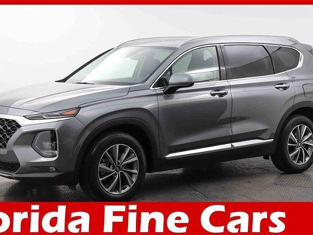 2019 Hyundai Santa Fe SEL Plus for sale in West Palm Beach, FL
