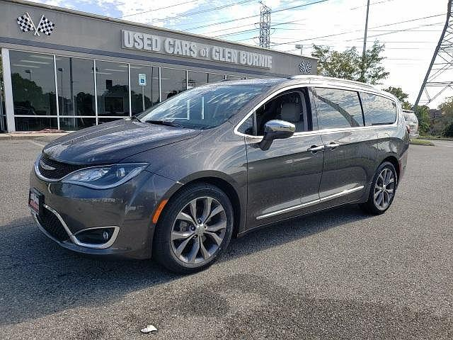2019 Chrysler Pacifica Limited for sale in Glen Burnie, MD