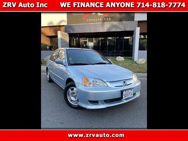 2003 Honda Civic Hybrid for sale in Brea, CA