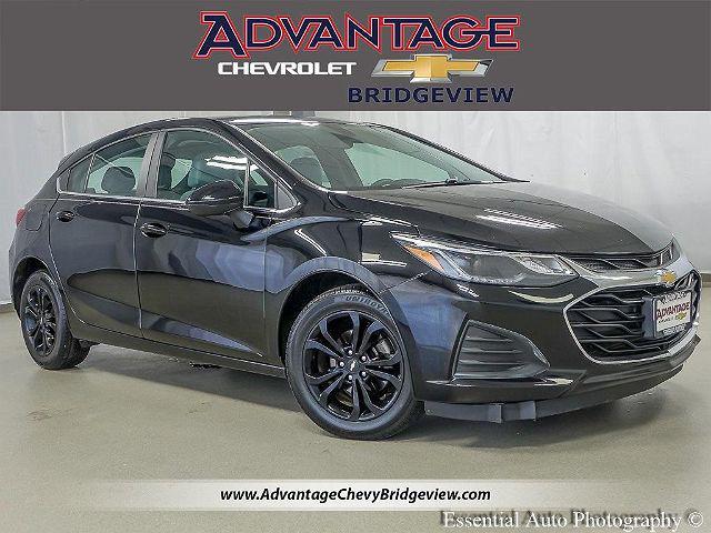 2019 Chevrolet Cruze LT for sale in Bridgeview, IL