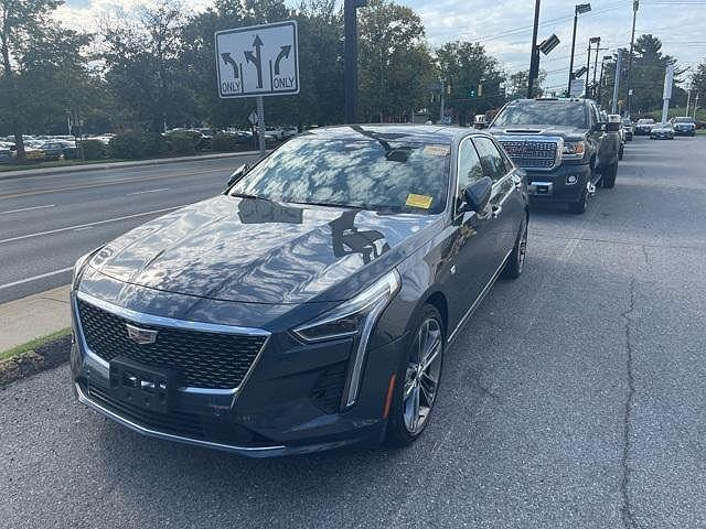 2020 Cadillac CT6 Premium Luxury for sale in Bethesda, MD