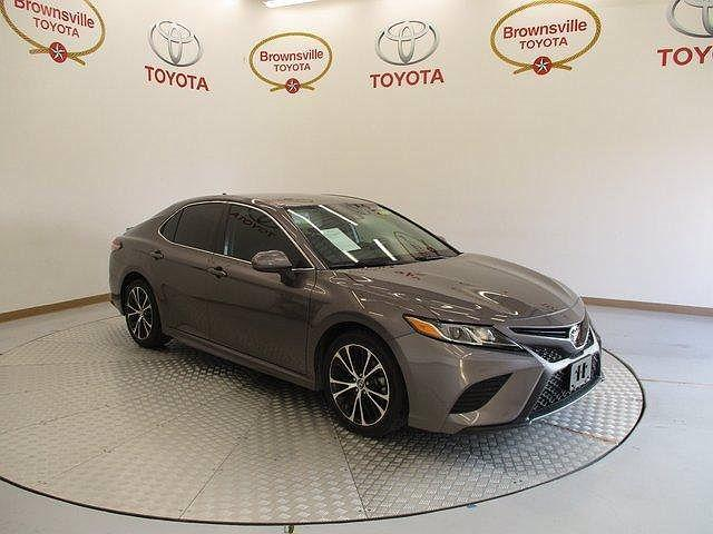 2019 Toyota Camry L for sale in Brownsville, TX