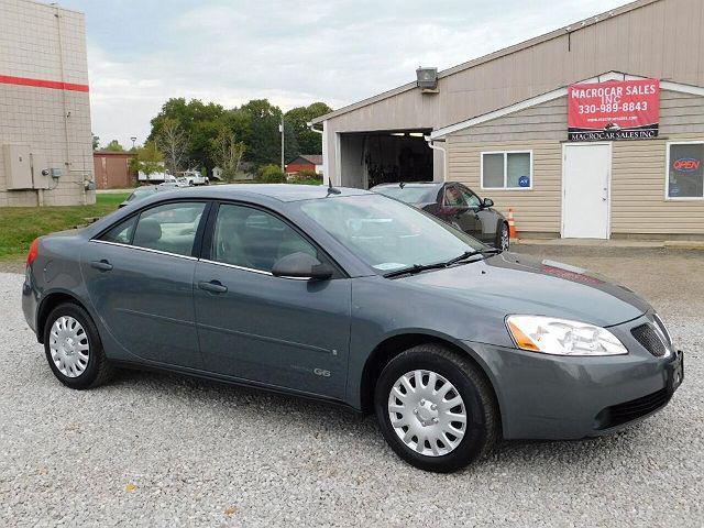 2008 Pontiac G6 1SV Value Leader for sale in Akron, OH