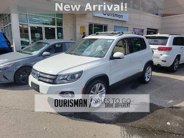 2016 Volkswagen Tiguan SEL for sale in Bethesda, MD