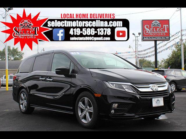 2018 Honda Odyssey EX-L for sale in Celina, OH