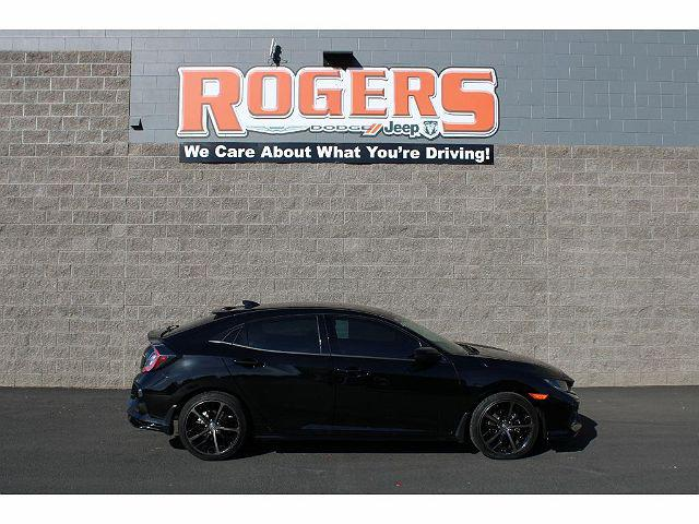 2021 Honda Civic Hatchback Sport for sale in Lewiston, ID