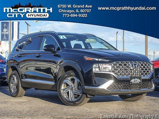 2021 Hyundai Santa Fe SEL for sale in Chicago, IL