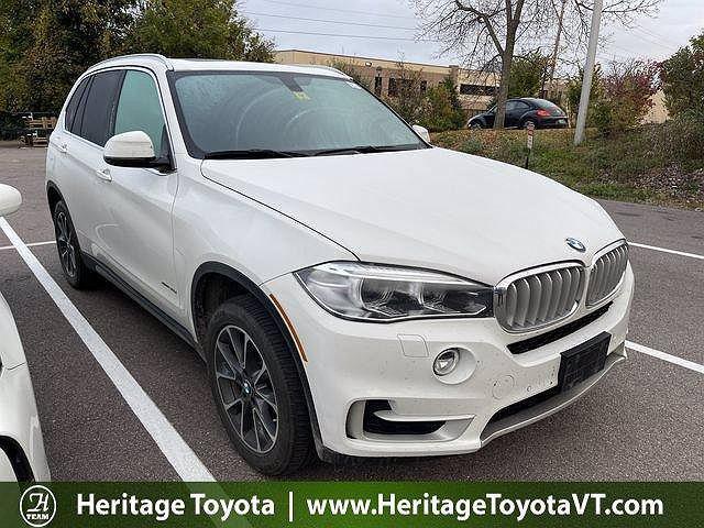 2017 BMW X5 xDrive35i for sale in South Burlington, VT