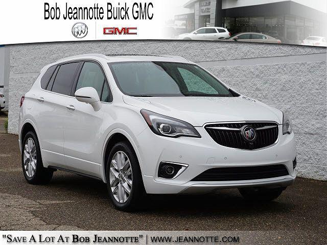 2019 Buick Envision Premium II for sale in Plymouth, MI