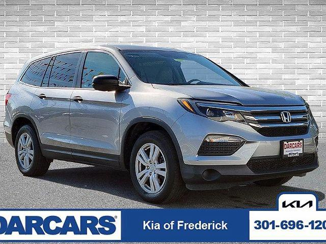 2016 Honda Pilot LX for sale in Frederick, MD