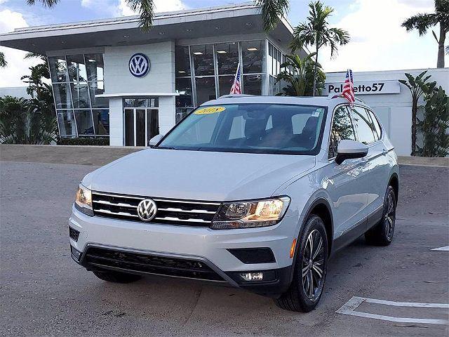 2018 Volkswagen Tiguan SEL for sale in Miami, FL