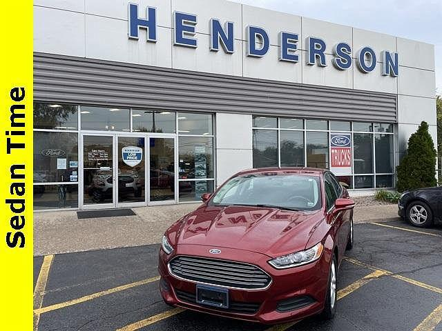 2014 Ford Fusion SE for sale in Webster, NY