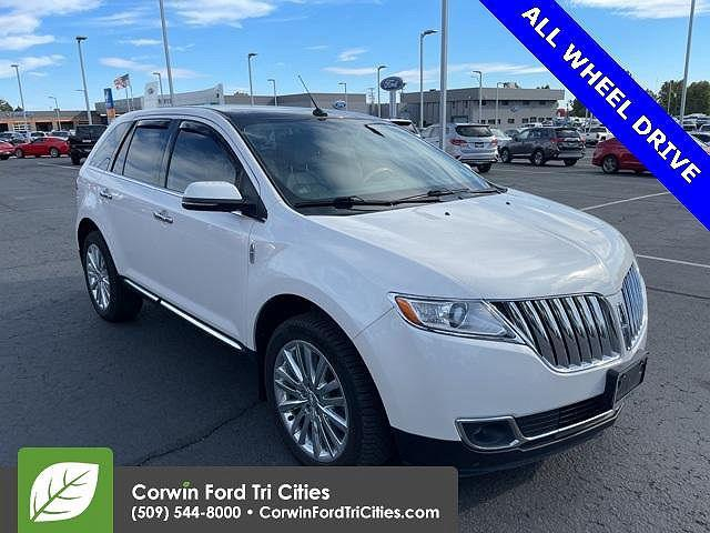 2015 Lincoln MKX AWD 4dr for sale in Pasco, WA