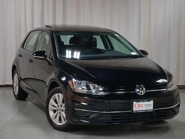 2020 Volkswagen Golf TSI for sale in Chicago, IL