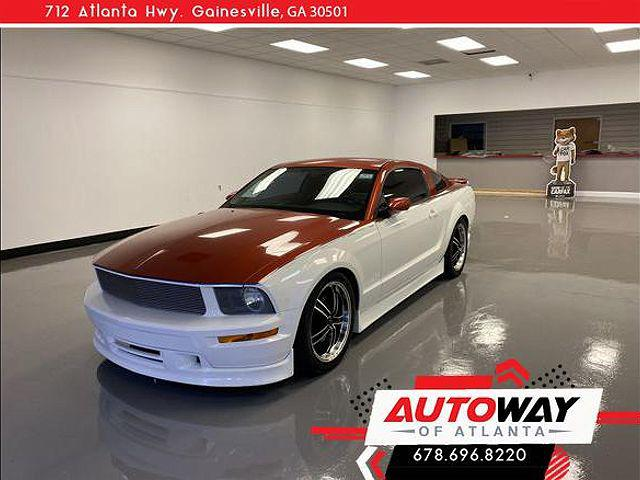 2007 Ford Mustang Deluxe/Premium for sale in Gainesville, GA