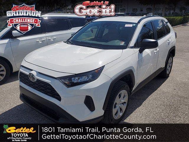 2019 Toyota RAV4 LE for sale in Punta Gorda, FL