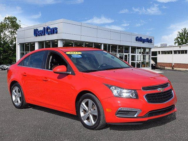 2015 Chevrolet Cruze LT for sale in College Park, MD