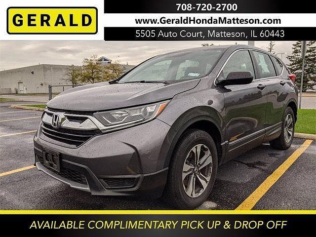2019 Honda CR-V LX for sale in Matteson, IL