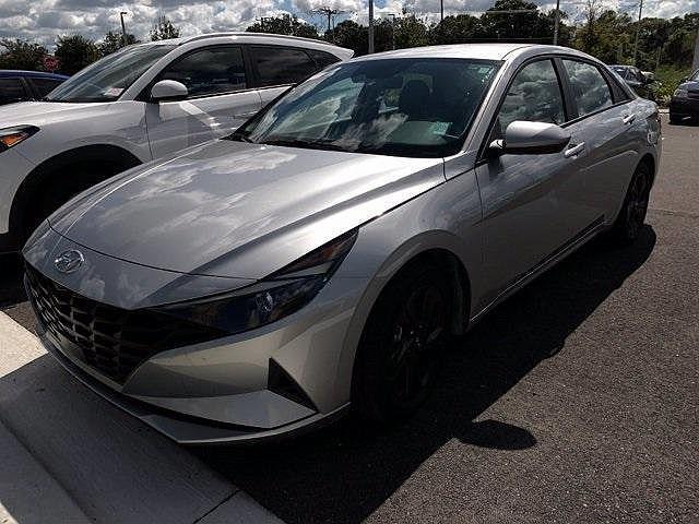 2021 Hyundai Elantra SEL for sale in Venice, FL