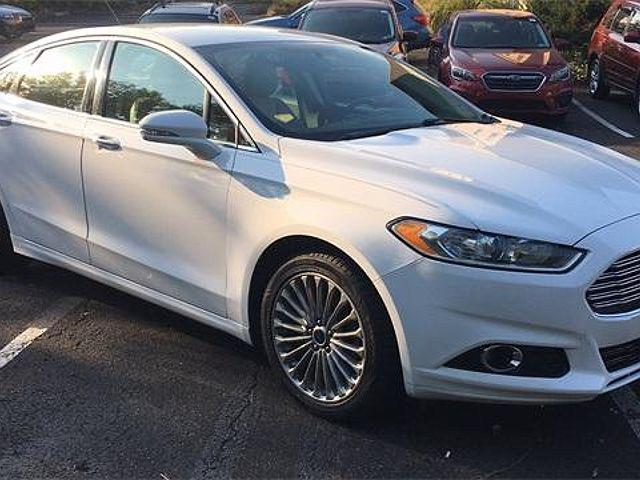 2016 Ford Fusion Titanium for sale in Jenkintown, PA
