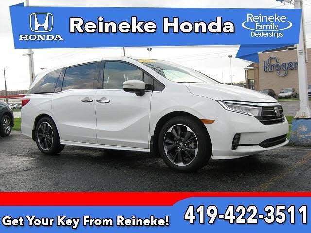2021 Honda Odyssey Elite for sale in Findlay, OH