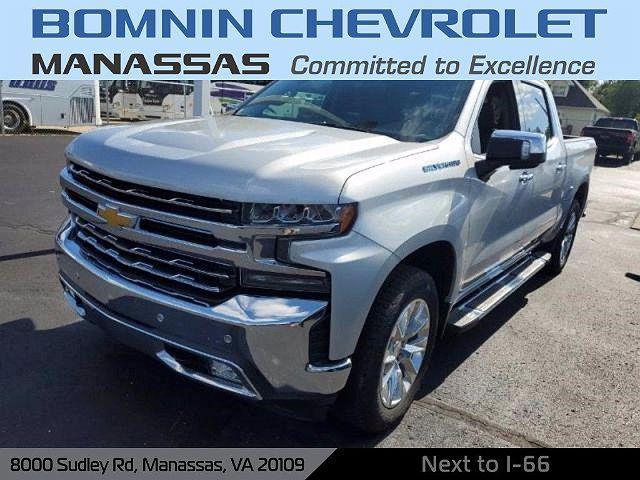 2019 Chevrolet Silverado 1500 LTZ for sale in Manassas, VA