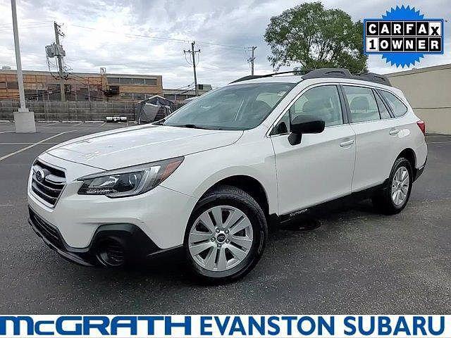 2018 Subaru Outback 2.5i for sale in Skokie, IL